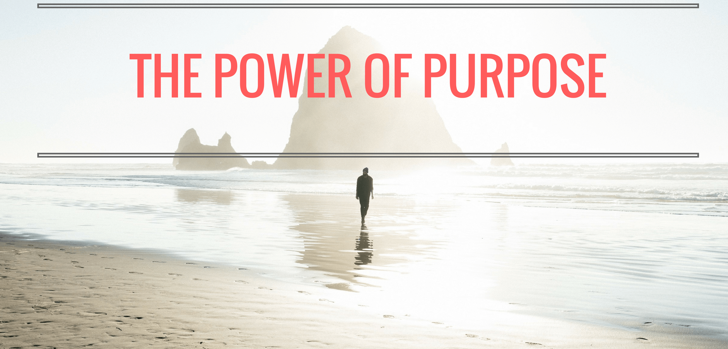 Post image for The Power of Purpose